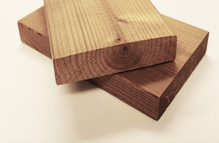 ترمووود یا چوب طبیعی
