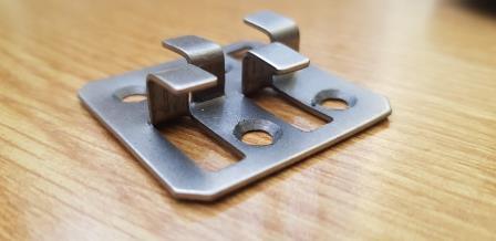 کلیپس پروفیکس فلزی برای چوب ترموود